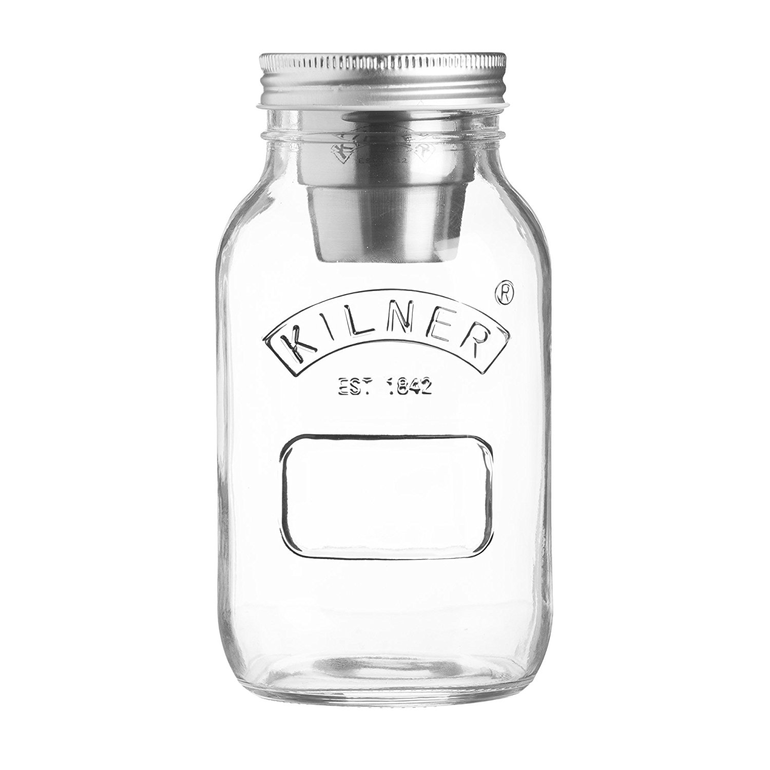 Kilner Food on the Go Jar | 1L