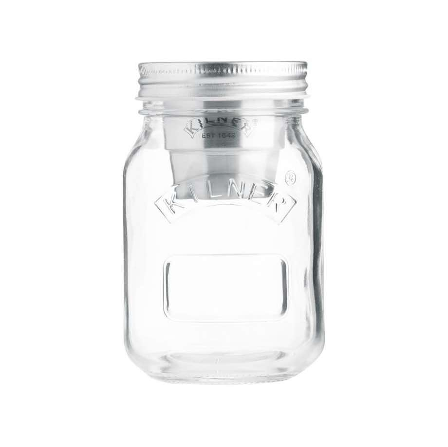 Kilner Snack on the Go Jar | 0.5L