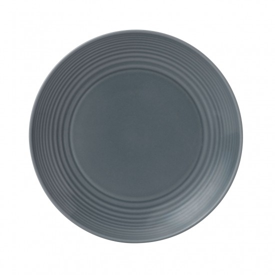 Gordon Ramsay MAZE Dark Grey Salad Plate