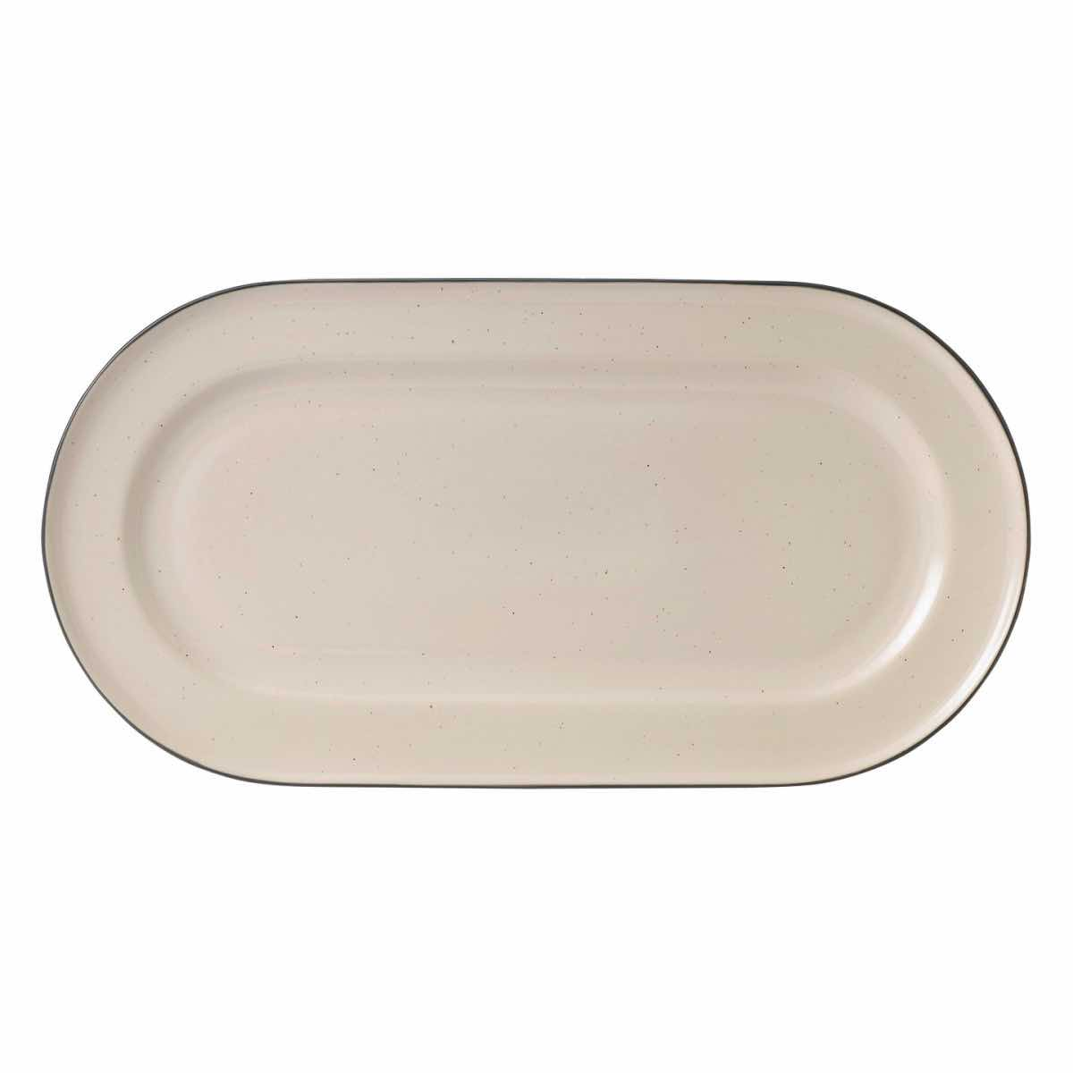 Gordon Ramsay Union Street Café Serving Platter | Cream