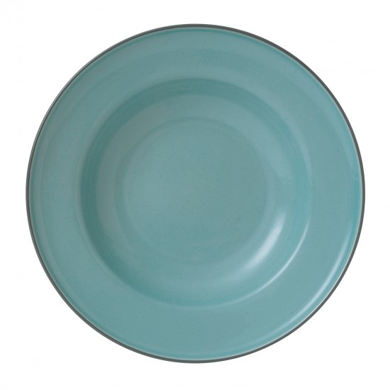 Gordon Ramsay Union Street Café Pasta Bowls | Set of 4 | Blue