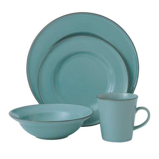 Gordon Ramsay Union Street Café 4pc Place Setting | Blue