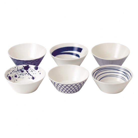 Royal Doulton Pacific Bowls 16cm | Set of 6