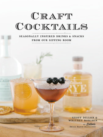 Crafty Cocktails | Geoff Dillon & Whitney Rorison