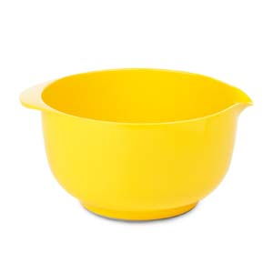 3pc Rosti Margrethe Mixing Bowl Set | Yellow