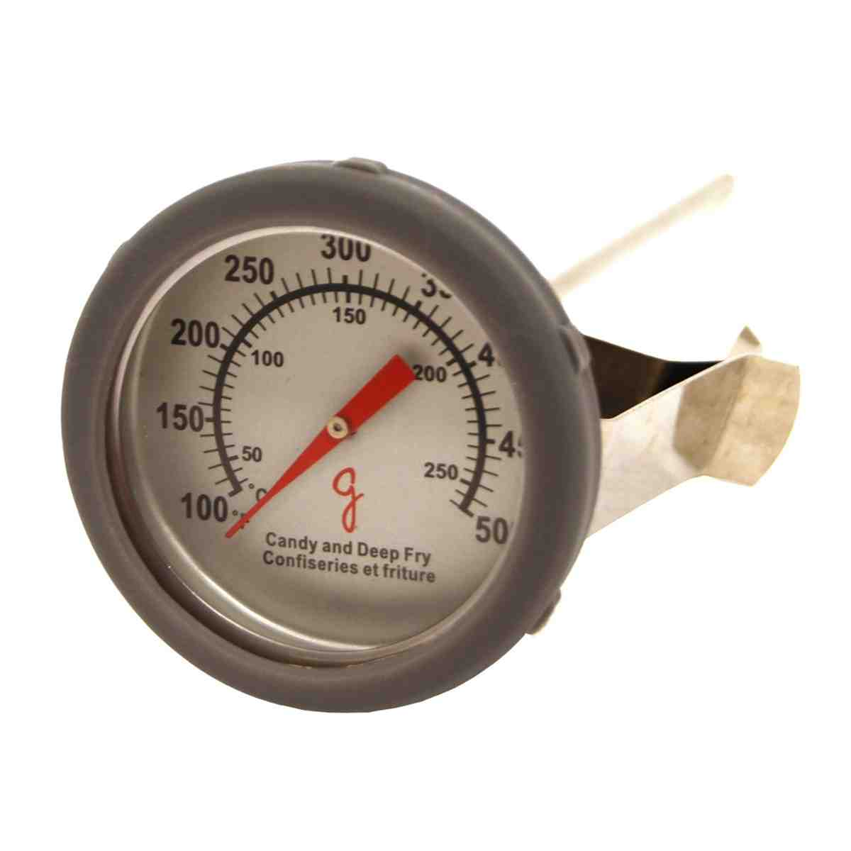 Silicone Candy & Deep Fry Thermometer