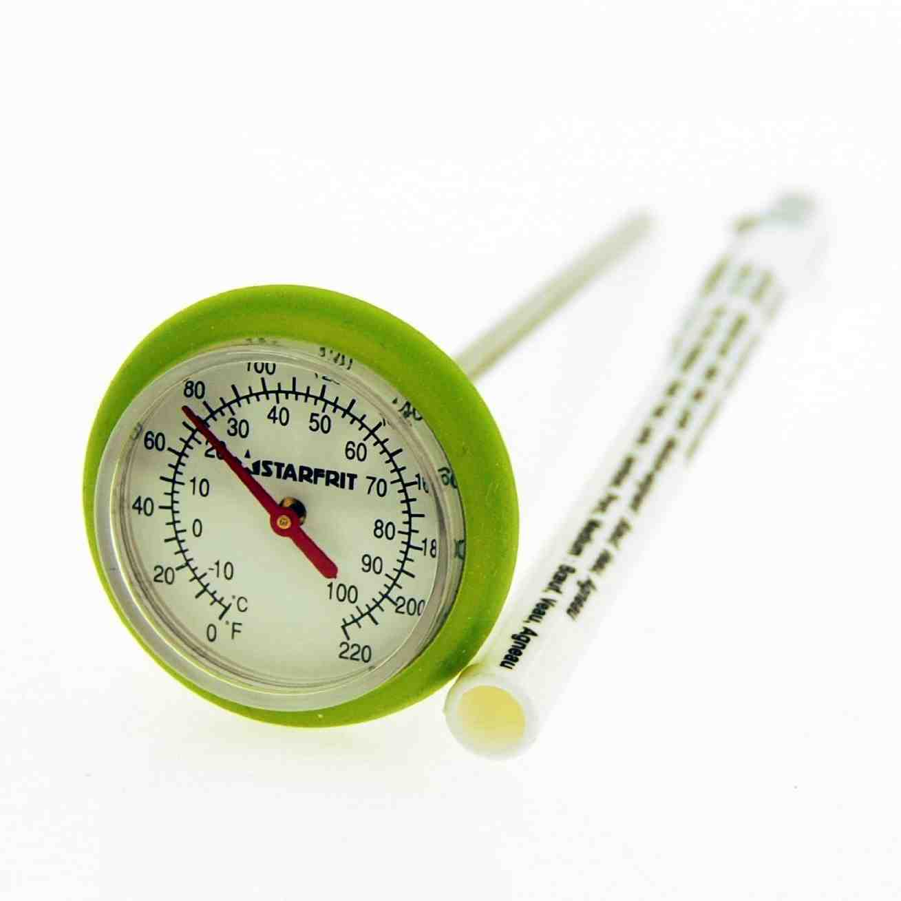 Silicone Instant Read Meat Thermometer