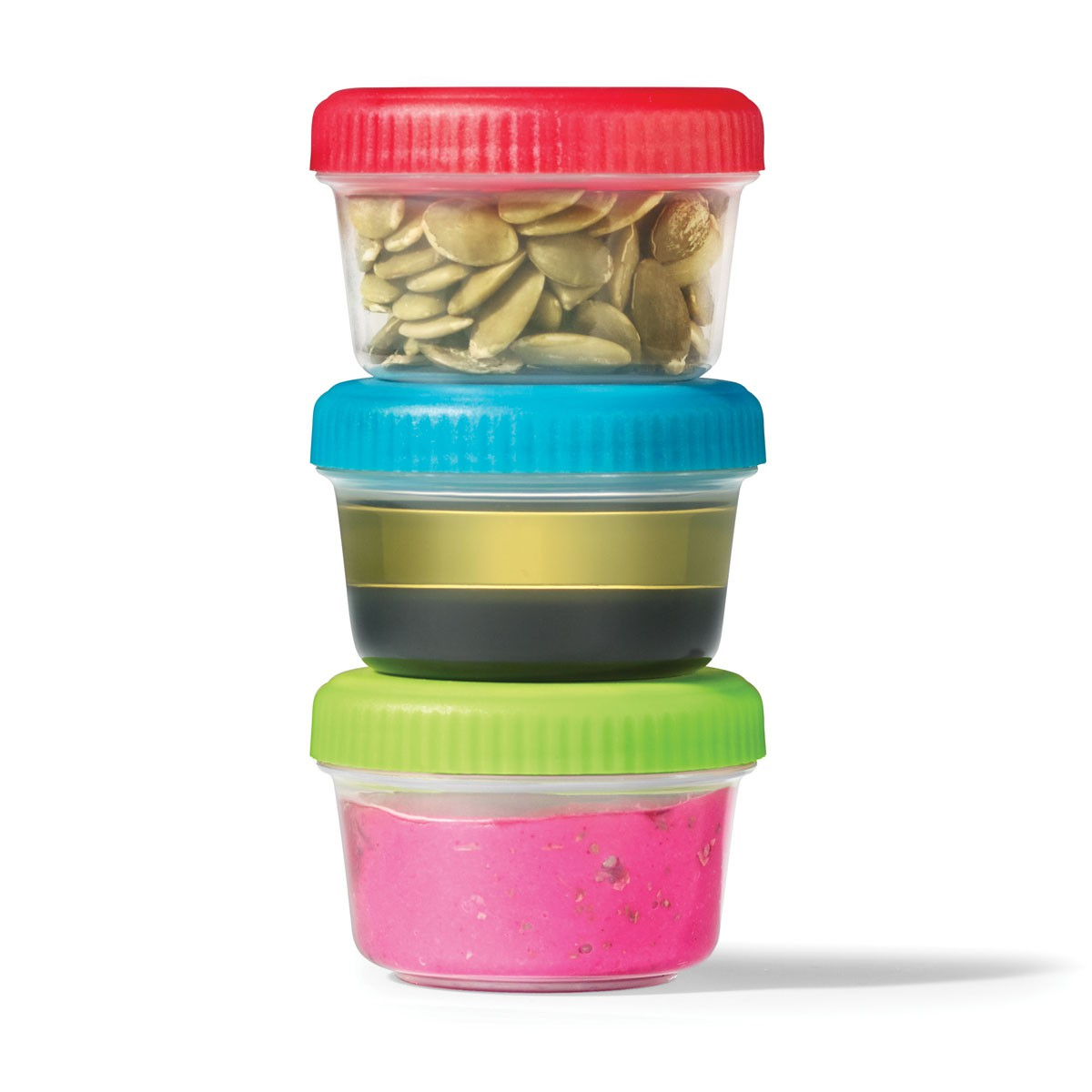 Easy Lunch Mini Containers | Set of 3