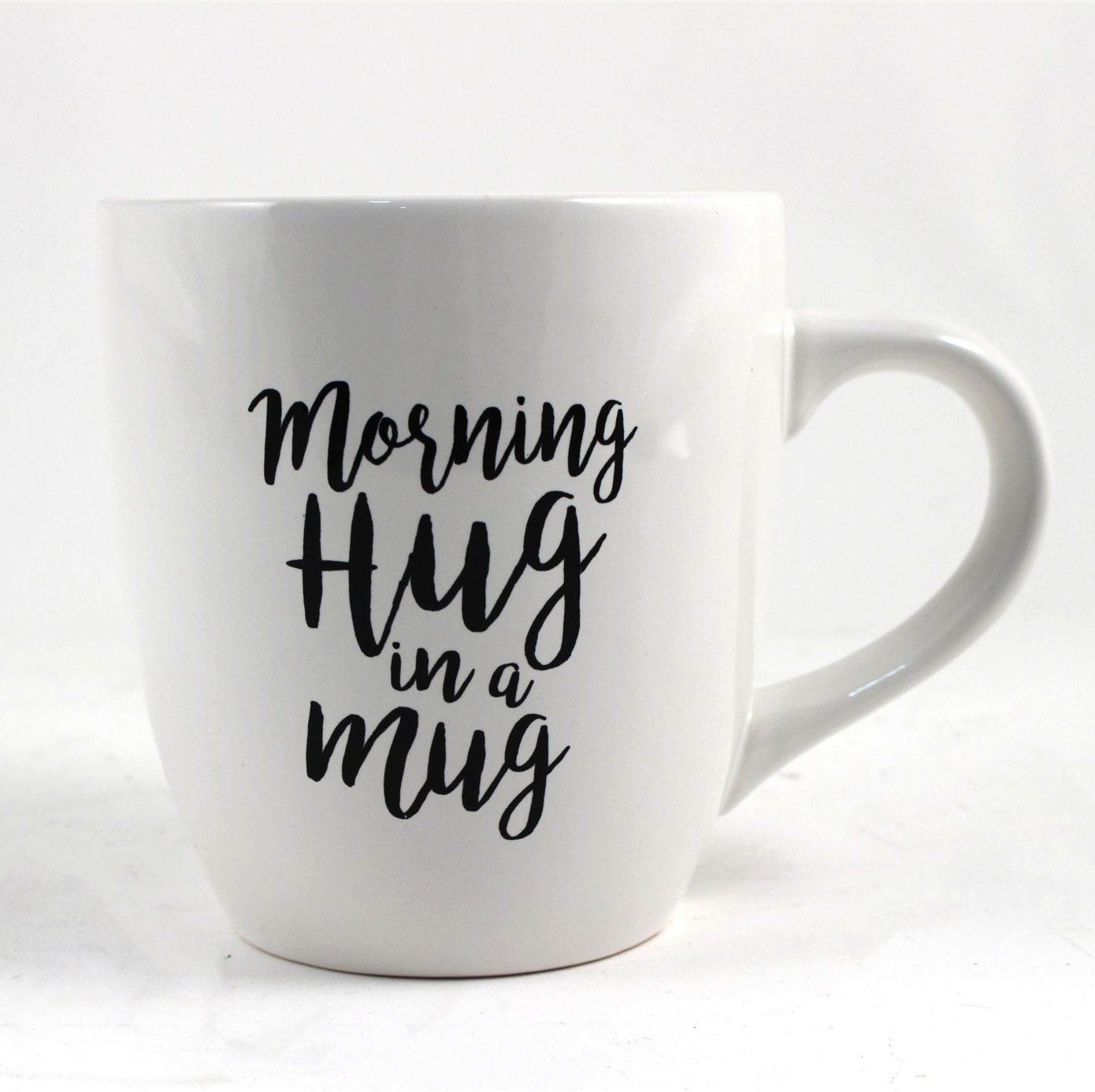 Morning Hug in a Mug | Oversize Mug