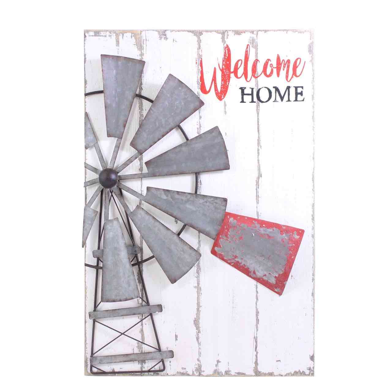 Wall Sign | Welcome Home