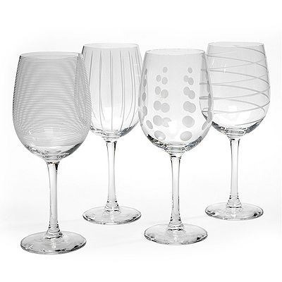 Cheers Wine Glasses | Set of 4