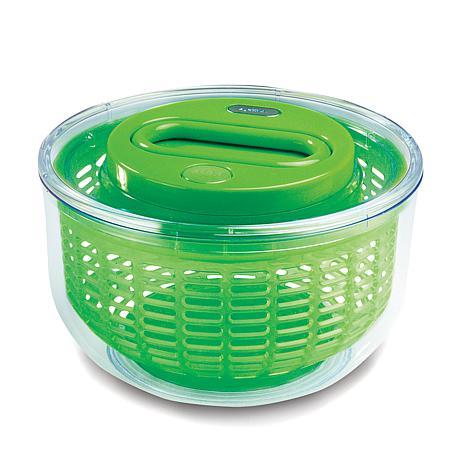 Zyliss Easy Spin Mini Salad Spinner - Green