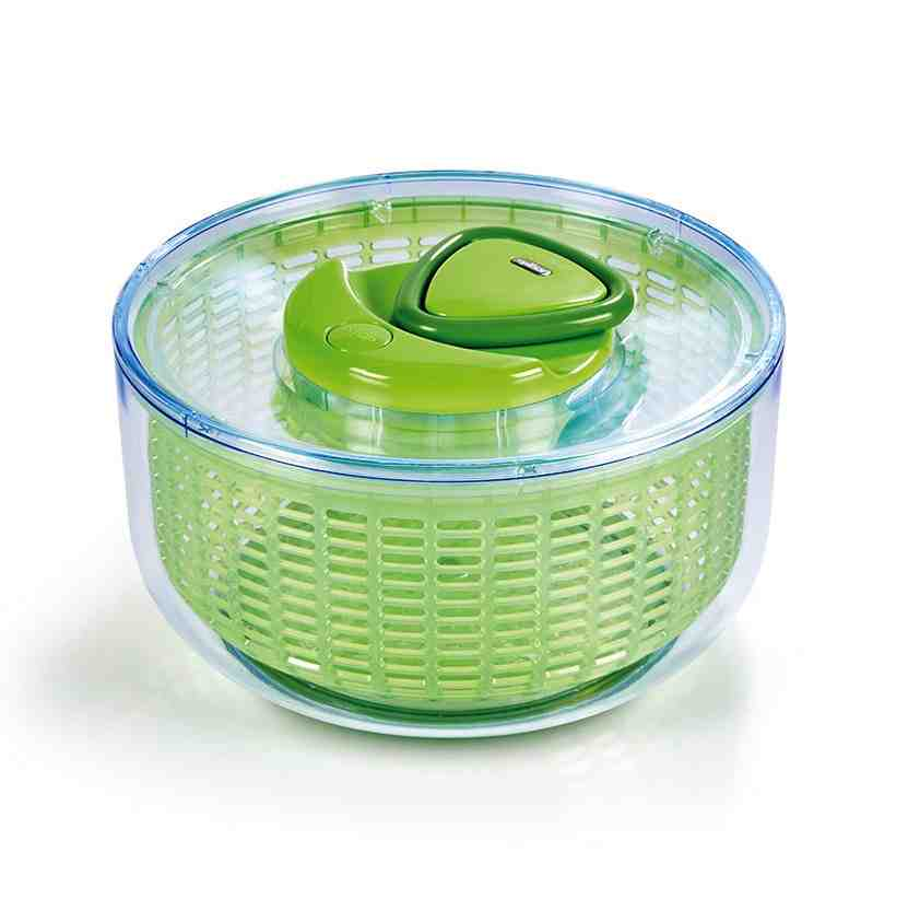 Zyliss Easy Spin Salad Spinner | Green
