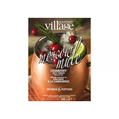 Gourmet du Village Cranberry Moscow Mule Mix