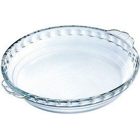Arcuisine Pie Dish with Handles