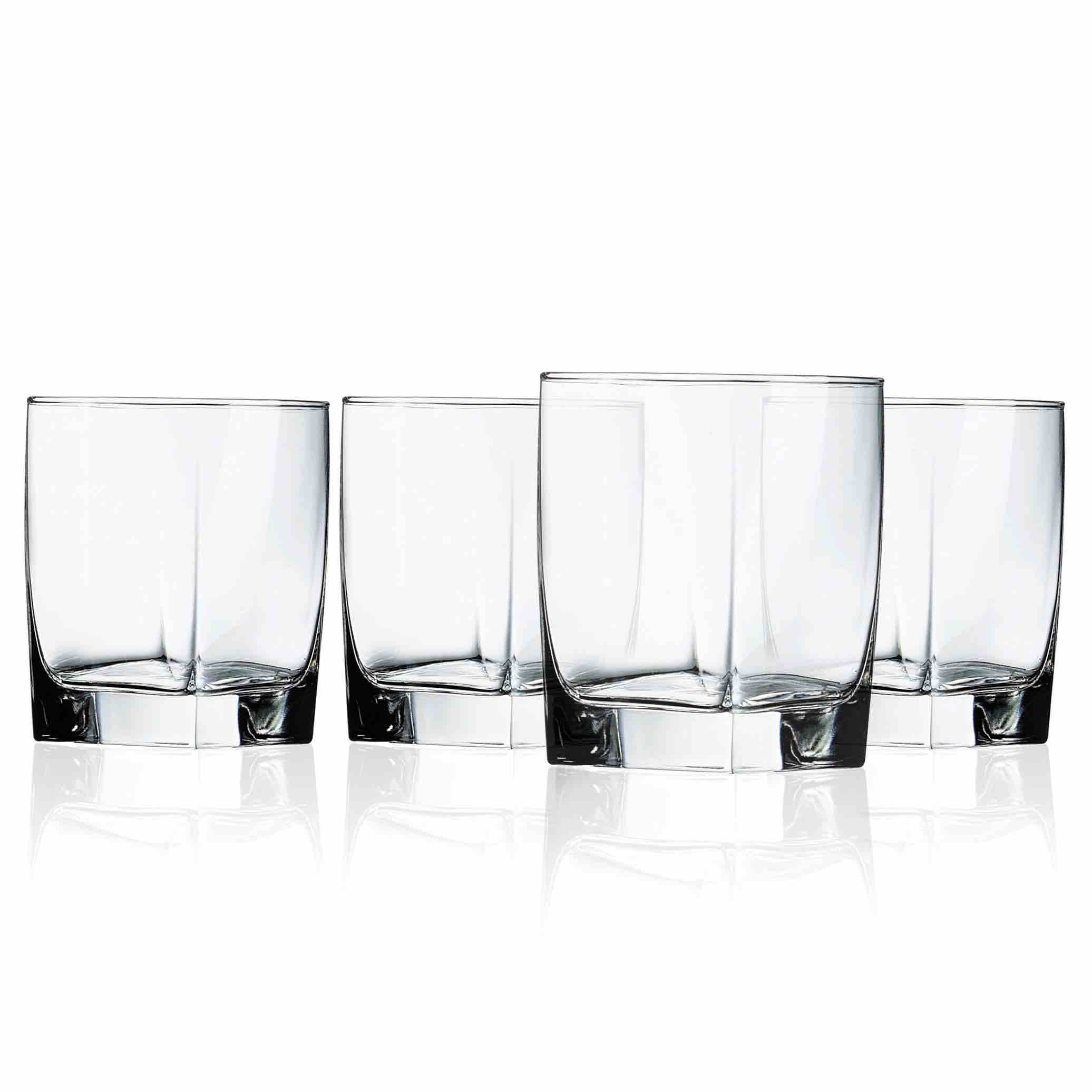 Sterling DOF Glasses 13oz Set of 4