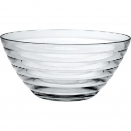 Viva Individual Glass Salad Bowl