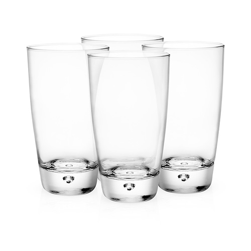 Luna Highball Glasses 15oz | Set of 4