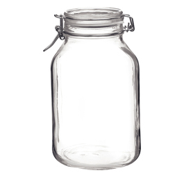 Fido Glass Jar 3L