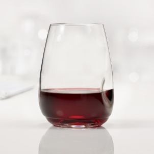 Gem Stemless Wine Glasses 16oz | Set of 4