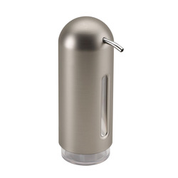Umbra Penguin Soap Pump - Nickel