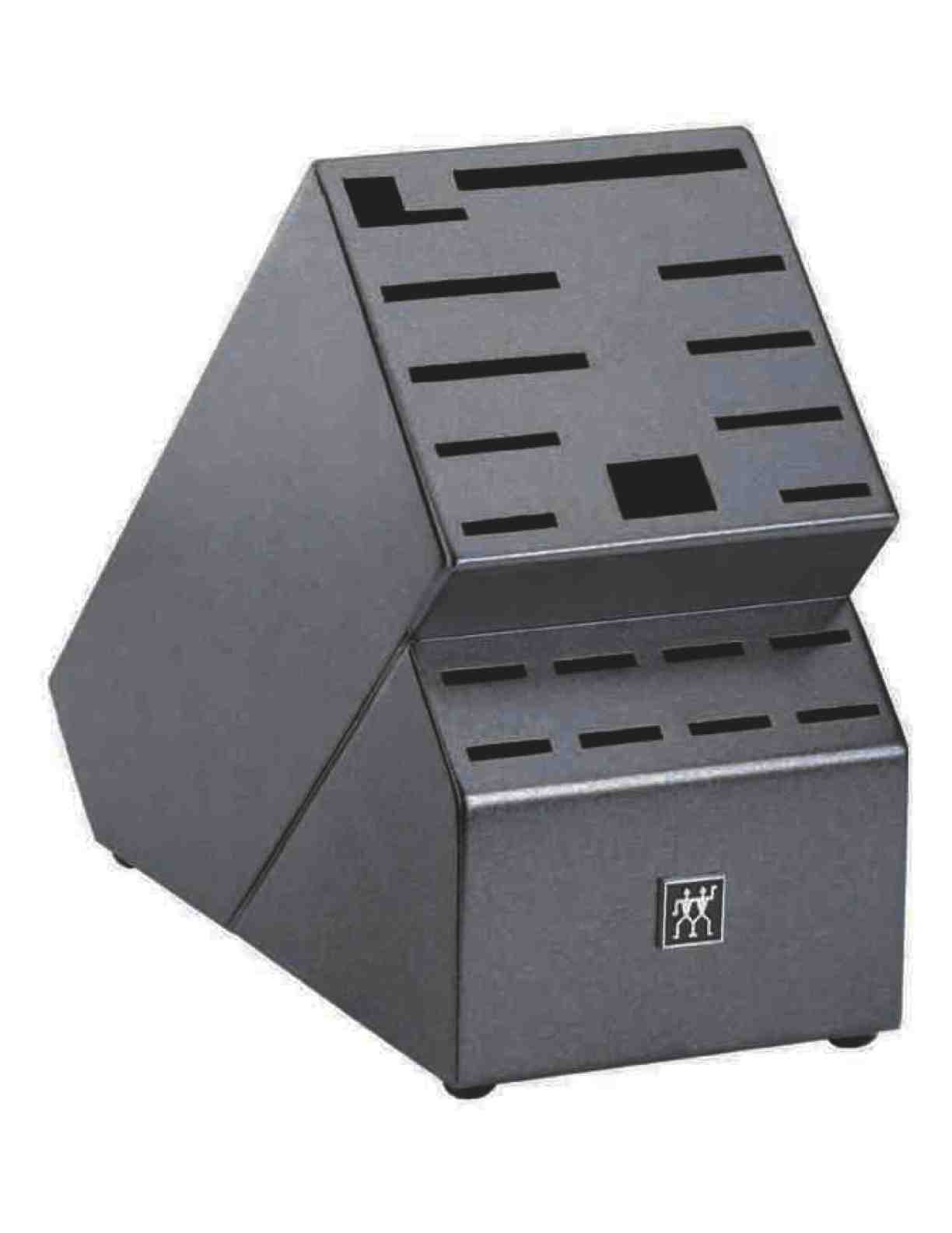 Henckels Twin Charcoal 19 Slot Knife Block