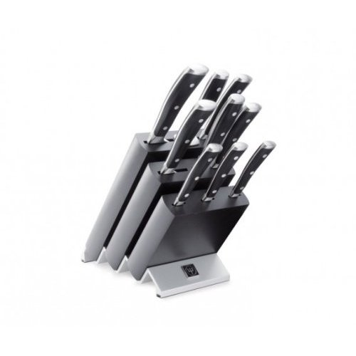 Wusthof Classic Ikon 10 pc Knife Block Set