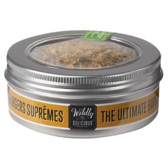 Wildly Delicious Ultimate Burger Seasoning