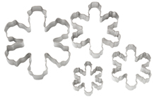 Cookie Cutters - Snowflakes