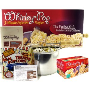 Whirley Pop 6qt Stovetop Popcorn Popper