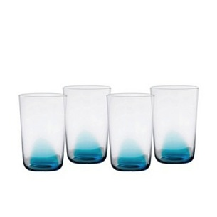 Royal Doulton 1815 Glass Highball Tumbler Set of 4