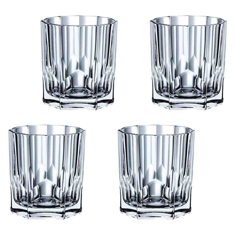 Nachtmann Aspen Whisky Tumbler Set of 4