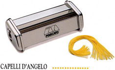 Angel Hair Pasta Attachment for Atlas Pasta Machine