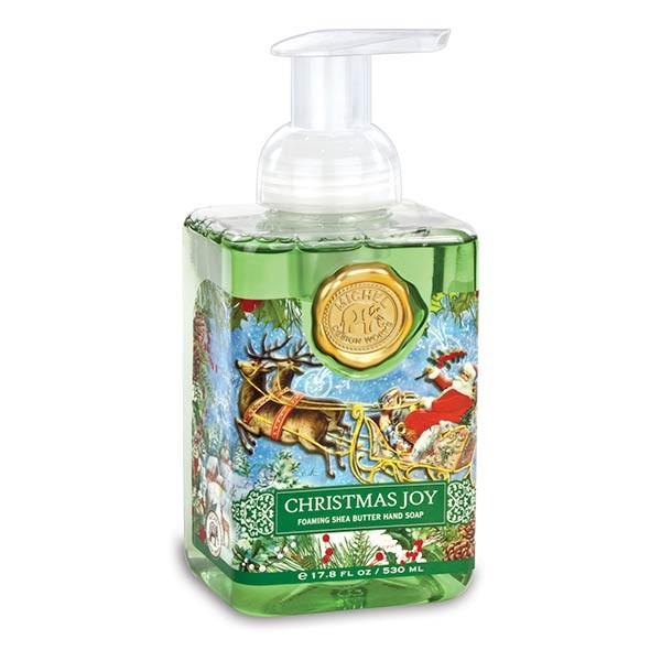 Michel Design Works Foaming Soap | Christmas Joy