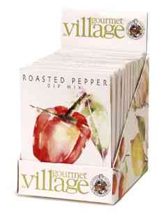 Gourmet du Village Roasted Red Pepper Dip Mix