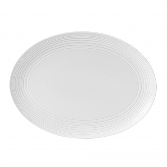 Gordon Ramsay MAZE White Oval Platter 17in/43cm
