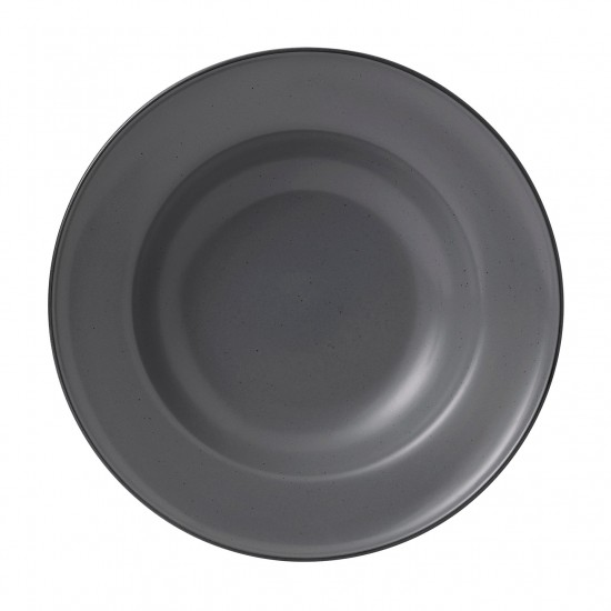 Gordon Ramsay Union Street Café Pasta Bowls | Set of 4 | Grey