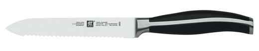 "Henckels Twin Cuisine 5"" Serrated Utility/Tomato"