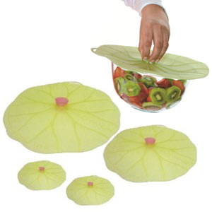 Lilypad Silicone Lid - Large 25cm