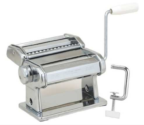 Marcato Atlas 150 Deluxe Original Italian Manual Pasta Machine