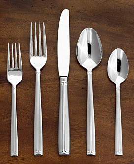 Mikasa Meridian Satin Flatware 5pc. Place Setting GF130-599 disc
