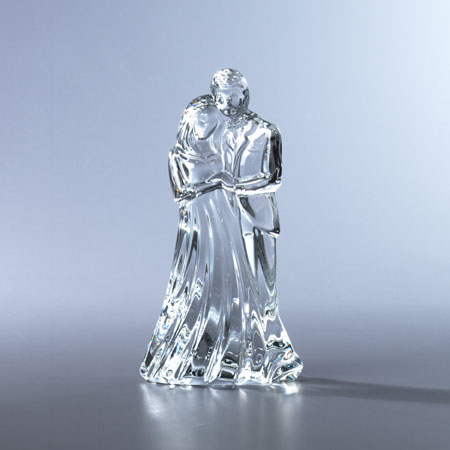 Waterford Collectible Bride & Groom
