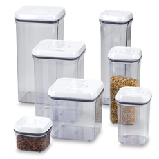 Canisters | Spice & Oil Storage