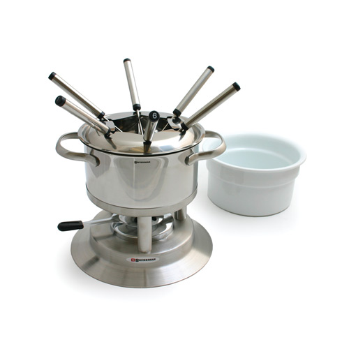 Arosa 11pc All-Purpose Fondue Set